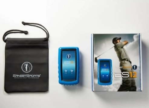 Ernest Sports ES12 Golf Launch Monitor