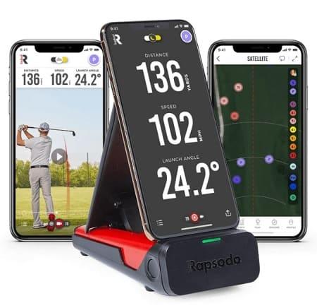 Rapsodo Mobile Golf Launch Monitor